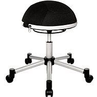 TOPSTAR Sitness Half Ball černá - Kancelářská židle