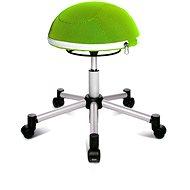 TOPSTAR Sitness Half Ball zelená - Kancelářská židle