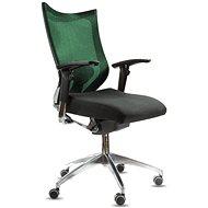SPINERGO Office zelená - Kancelářská židle