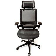 SPINERGO Optimal černá - Kancelářská židle