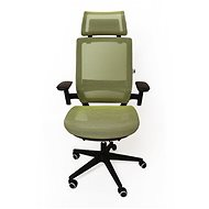 SPINERGO Optimal olivová - Kancelářská židle