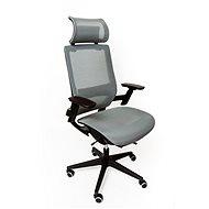 SPINERGO Optimal šedá - Kancelářská židle