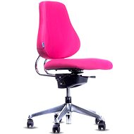 SPINERGO Kids růžová - Rostoucí židle