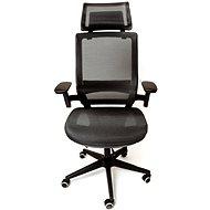 SPINERGO Optimal černá, VYZKOUŠEJ ZDARMA - Kancelářská židle