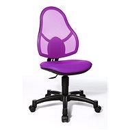 TOPSTAR OPEN ART JUNIOR fialová - Dětská židle