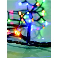 EUROLAMP Světelý vánoční řetěz 180 LED multikolor - Vánoční řetěz