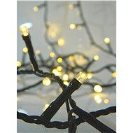 EUROLAMP Světelý vánoční řetěz 300 LED bílé teplé