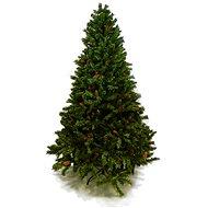 Vánoční stromek Berry s šiškami 180 cm - Vánoční stromek