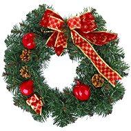 Vánoční dekorativní věnec typ 600-30220 - Vánoční ozdoby