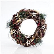 Věnec hvězdy, 33 cm - Vánoční ozdoby