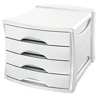 ESSELTE Europost Vivida bílý - Zásuvkový box