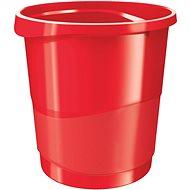 ESSELTE Europost Vivida Red - Waste Bin