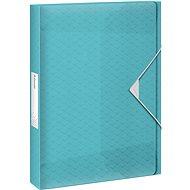 ESSELTE Colour'Ice 25mm modrý - Box na dokumenty