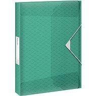 ESSELTE Colour'Ice 25mm zelený - Box na dokumenty