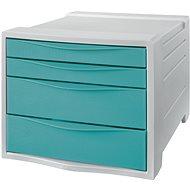 ESSELTE Colour'Ice modrý - Zásuvkový box