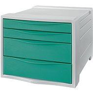 ESSELTE Colour'Ice zelený - Zásuvkový box