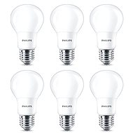 Philips LED 8-60W, E27, 2700K, matte (6 pcs) - LED Bulb