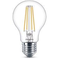 Philips LED Classic Filament 7-60W, E27, čirá, 2700K - LED žárovka