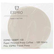 ESPRO Papírové kávové filtry pro Travel Press - Kávové filtry