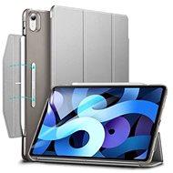 "ESR Ascend Trifold Silver Gray iPad Air 10.9"" - Pouzdro na tablet"