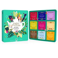 English Tea Shop 72pcs Organic Tea Gift Tin Box of - Tea