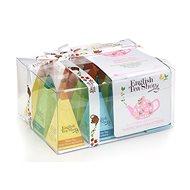 English Tea Shop Gift set of white teas, organic 24g, 12pcs, ETS12