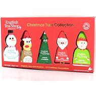 English Tea Shop Dárková sada Vánočních figurek na stromeček 20 g, 10 ks bio ETS10 - Čaj