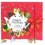 English Tea Shop Red Advent calendar 50 g, 25 pcs bio ETS25