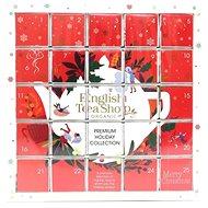 English Tea Shop Red Advent calendar Puzzle 48 g, 25 pcs bio ETS25