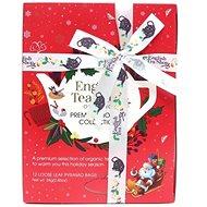 English Tea Shop Red Christmas collection 24 g, 12 pcs bio ETS12