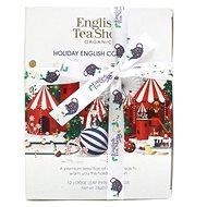 English Tea Shop White Christmas collection 24 g, 12 pcs bio ETS12
