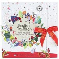 English Tea Shop White Advent calendar Wellness 50 g, 25 pcs bio ETS25