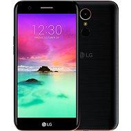 LG K10 (M250N) 2017 Dual SIM Black - Mobilní telefon