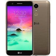LG K10 (M250N) 2017 Dual SIM Gold - Mobilní telefon