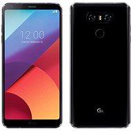 LG G6 Black - Mobilní telefon