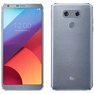 LG G6 Platinum - Mobilní telefon