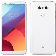 LG G6 White - Mobilní telefon