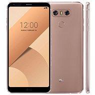 LG G6 Gold - Mobilní telefon