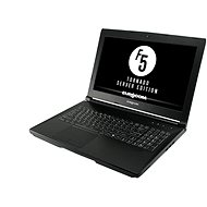 EUROCOM Tornado F5 Workstation Aluminium - Notebook