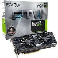 EVGA GeForce GTX 1050 Ti FTW GAMING ACX 3.0 - Grafická karta