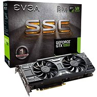 EVGA GeForce GTX 1060 SSC GAMING ACX 3.0 - Grafická karta