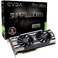 EVGA GeForce GTX 1070 SC GAMING ACX 3.0 - Grafická karta