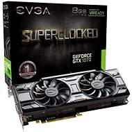 EVGA GeForce GTX 1070 SC GAMING BLACK EDITION ACX 3.0 - Grafická karta
