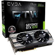 EVGA GeForce GTX 1070 FTW GAMING ACX 3.0 - Grafická karta
