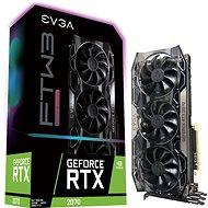 EVGA GeForce RTX 2070 FTW3 ULTRA GAMING - Grafická karta