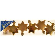 EverGreen Star 3l. + 3m. v. 4.5 cm - Christmas decorations