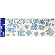 EverGreen® Okenní dek. dětská 60x21 cm - Vánoční ozdoby