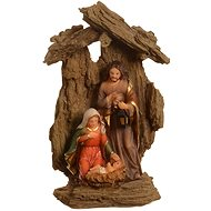 EverGreen® Holy Family, size 8 x 5 x 13 cm - Christmas decorations