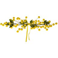 EverGreen Mimosa - Hanging Decoration, Width of 43cm, Colour Yellow - Artificial Flower