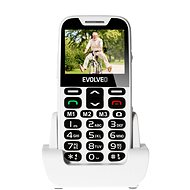 EVOLVEO EasyPhone XD white - Mobile Phone